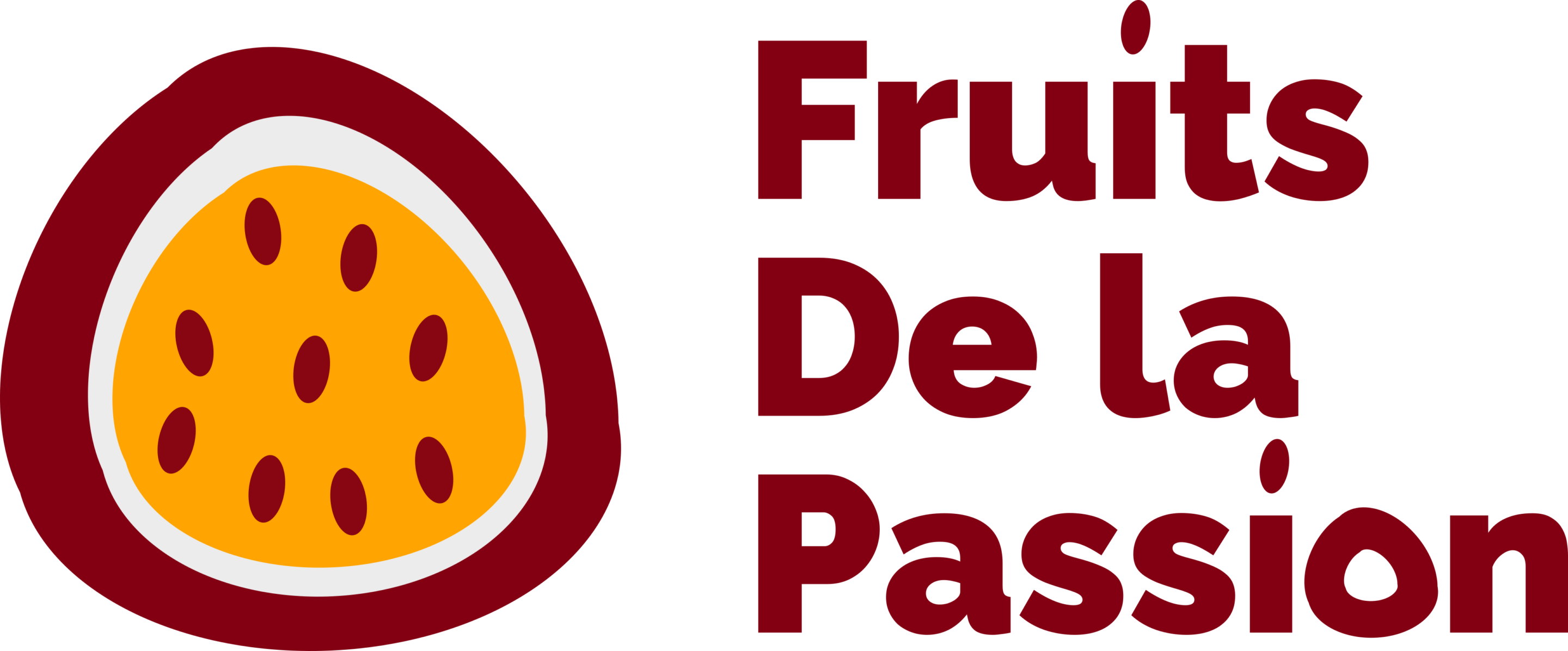 Logo Fruits de la passion Podcast audio